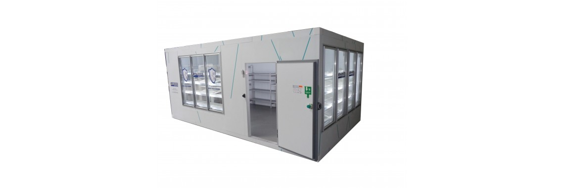 Kühlraumzelle MISA EptaRefrigeration