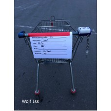 Einkaufswagen Wanzl