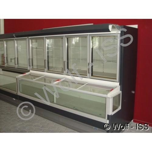 glasabdeckungen remis f r k hl und gefrierkombinationen. Black Bedroom Furniture Sets. Home Design Ideas
