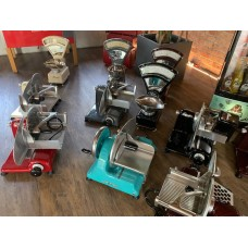 Orginalwaagen und Aufschnittmaschinen  und Waage von Bizerba