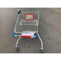 Einkaufswagen für Rollstuhlfahrer  Wanzl Nr.24