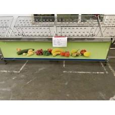 Obst- & Gemüseschräge Nr. 3a