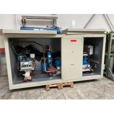Verbundanlage /Kältemaschinen Frescold mit 4 kompressoren